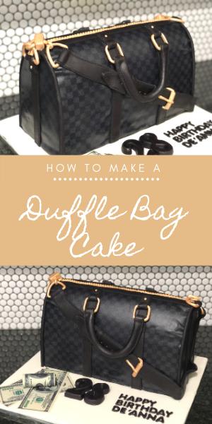 duffle back cake